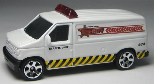 MB474 Ford Panel Van