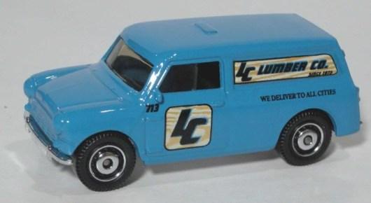 MB713 1965 Austin Mini Van