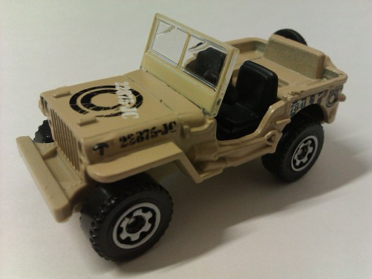 MB784 Jeep Willys