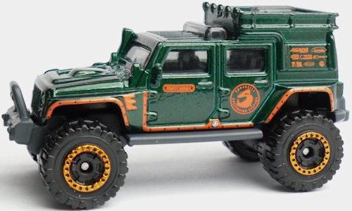 MB832 Jeep Wrangler Superlift