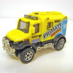 MB845 Ambulance 4x4