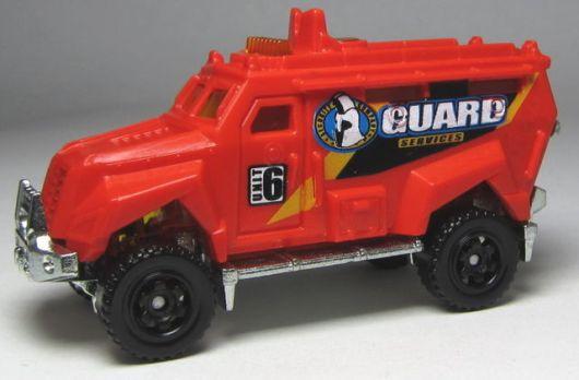 mb830 - SWAT Truck