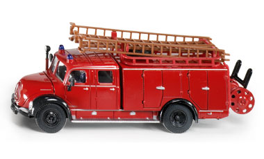 4115 Magirus Auxiliary Fire Tender