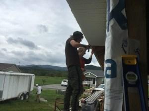 Spec House Update