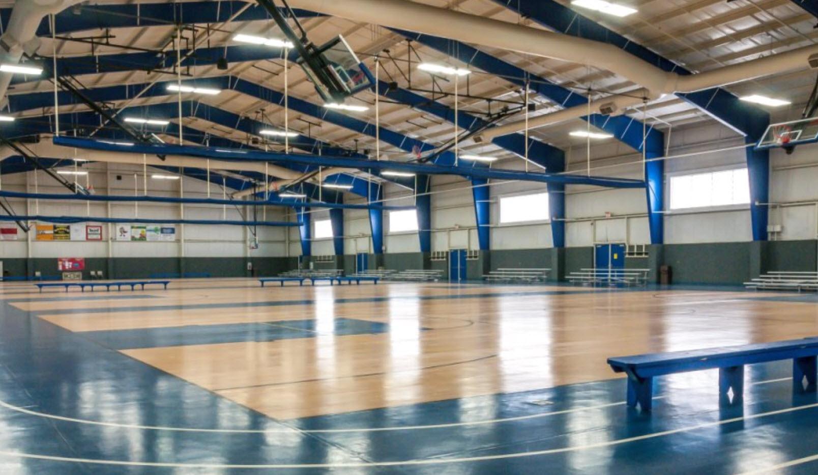 Gymnastics Courts