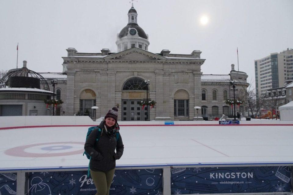 Kingston ice rink