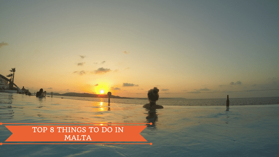 Top 8 Things to do in Malta