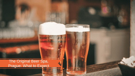 The Original Beer Spa, Prague: What to Expect