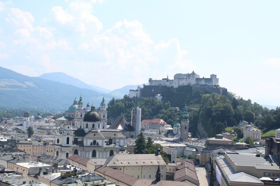 Hobensalzburg Fortress