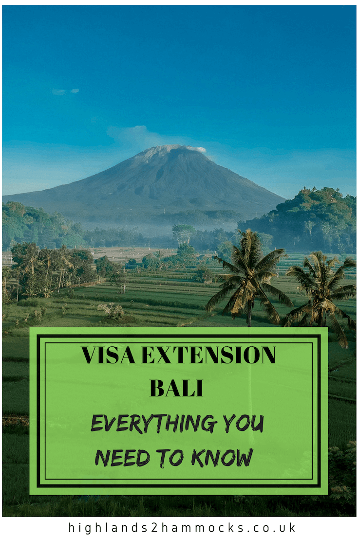 Do you will need a visa for bali from ireland