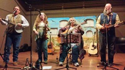 Improbable Quartet Seeger Show