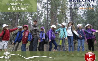 Support the Highlands Center's Educational Programming through Arizona Gives Day