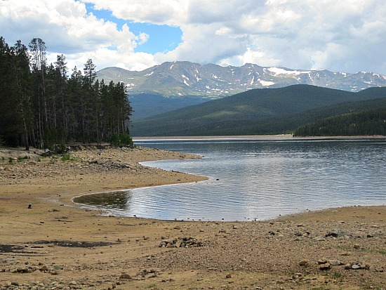 Hiking around Turquoise Lake can bring you jaw dropping views.