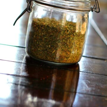 This herb and spice mix will take your soups to a new level.