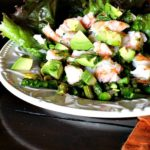 Lemon Fresh Crab Avocado Salad