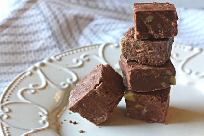 Award winning fudge recipe.