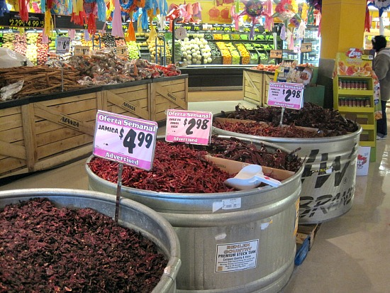 Mexican Market in Denver