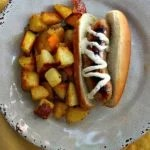 Breakfast Chicken Apple Sausage Hotdogs