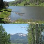 Colorado Travel: Camping Pearl Lake
