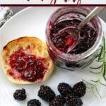 Blackberry Merlot Wine Jelly Recipe