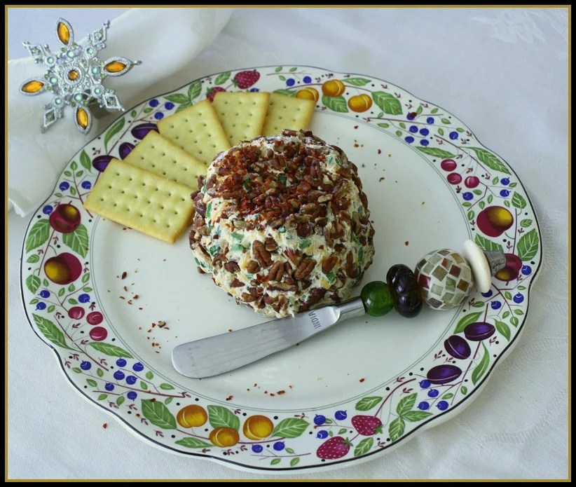 Jalapen Bacon Cheese Ball Recipe