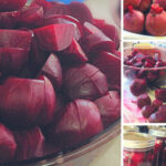 Old fashioned pickled beets recipe