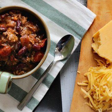 Colorado Award winning chili recipe.