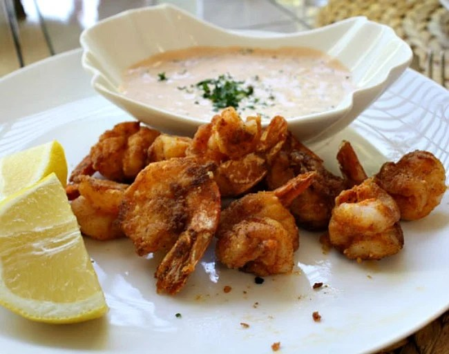 Pappas Brothers Shrimp Remoulade Recipe
