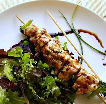 Balsamic Glaze or Balsamic Reduction Sauce