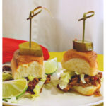 Asian sloppy joes sliders