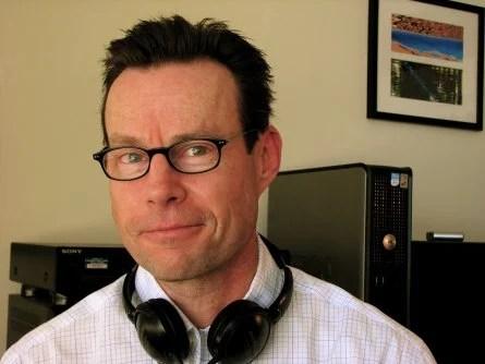 Mike Lamp NPR radio host