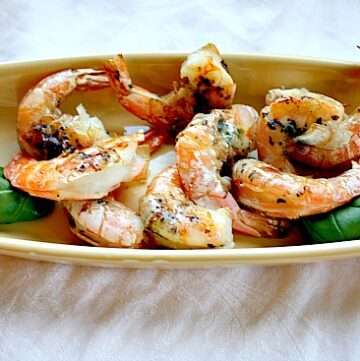 Tyler Florence Ultimate Grilled Shrimp recipe