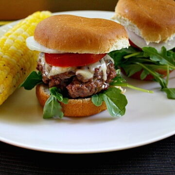 Ina Garten Sliders with Gruyere