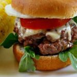 Ina's recipes are so reliable. Ina's beef party sliders with arugula and gruyere.