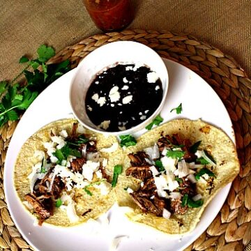 Your slow cooker turns making Beef Barbacoa a breeze. And a delicious one at that.