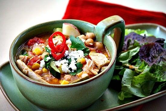 Sopa Ranchera Soup
