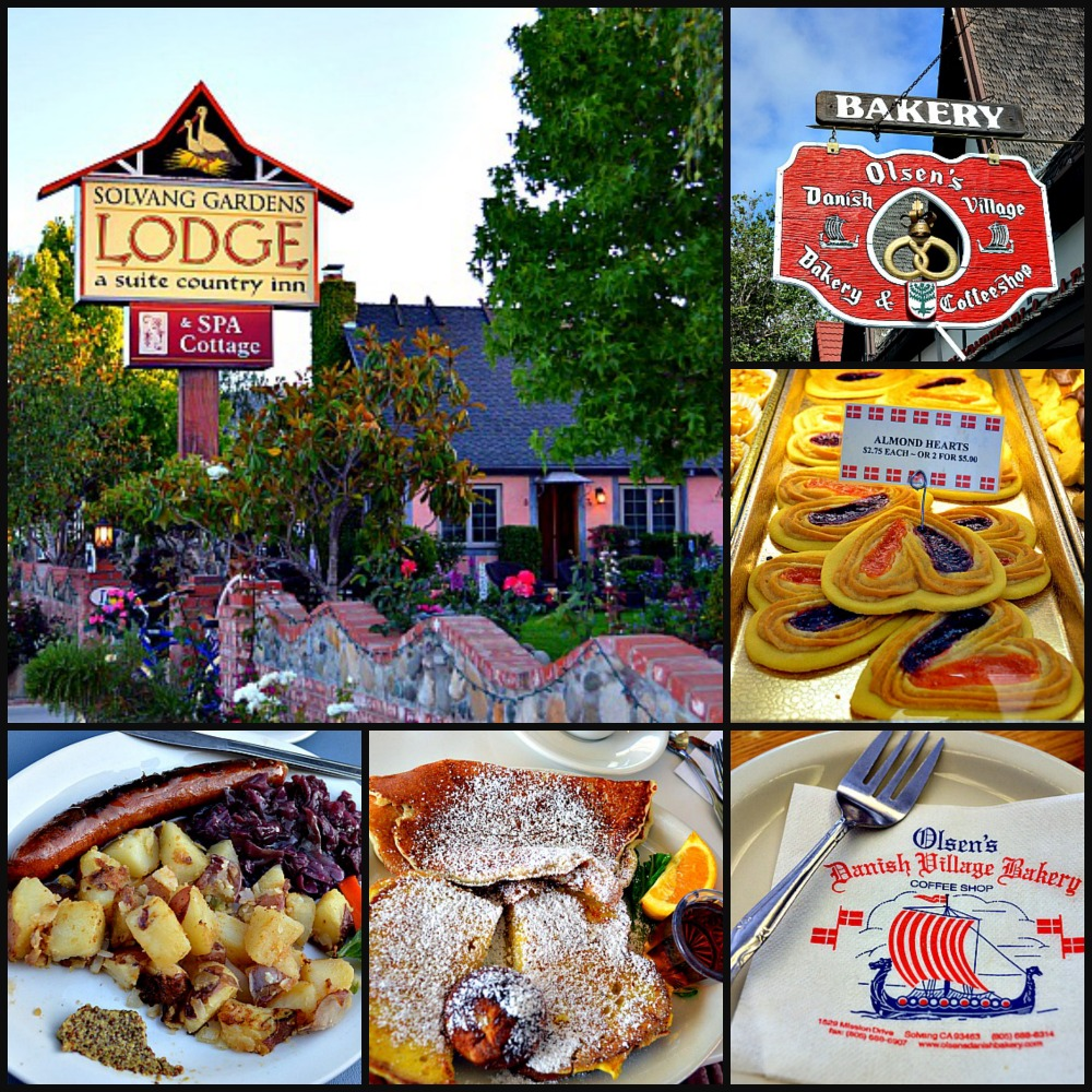 Solvang restaurants and food