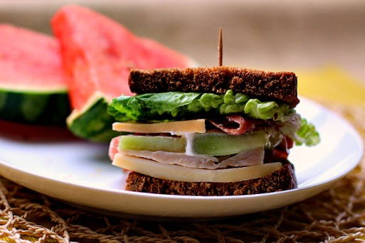 Summer Sandwich recipe