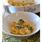 Old Fashioned Broccoli cheez whiz casserole