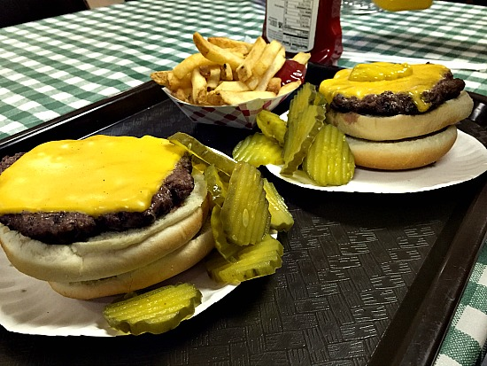 Burgers at the National Western Complex