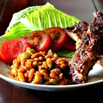 Spicy Baked Beans recipe