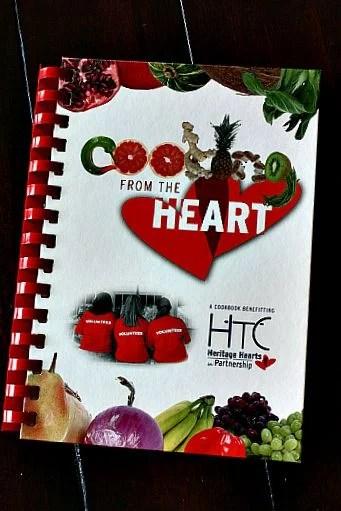 Heritage title cookbook