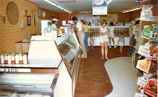 Old Tony's Market Photo when they first opened