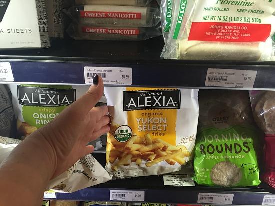 Alexia french fries