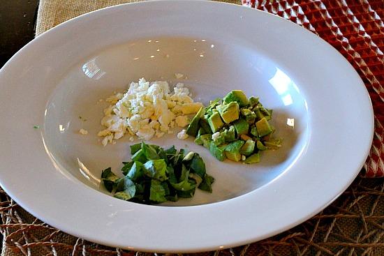 Vegetarian Mexican Tortilla Soup