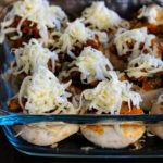 Colorado Style Stuffed Mushrooms. Make those little buttons come alive with Mexican flavors and lots of cheese.