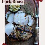 Easy Fall Pork Roast Recipe