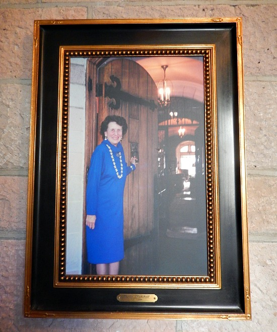 photo of Tweet Kimball at Cherokee Castle