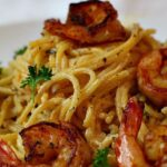 Spicy creamy shrimp pasta recipes
