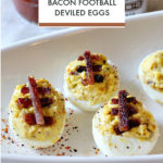 Superbowl eggs